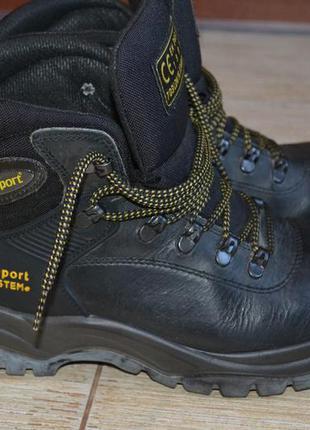 Grisport 43р  ботинки  кожаные италия. демисезон-зима