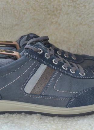 Salamander 44р кроссовки сникерсы ботинки кожаные.