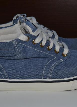 Fila 44р кеды сникерсы кроссовки джинсовые ботинки