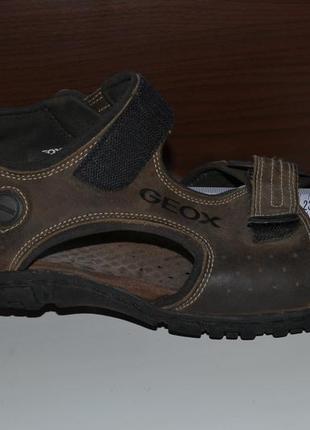 Geox 43р сандалии кожаные. оригинал.