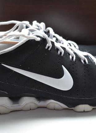 Nike reax 43р кроссовки кожаные . оригинал.