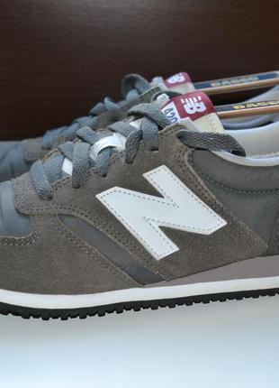 New balance nb 420 кроссовки кожаные 41р. оригинал.