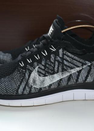 Nike flyknit 38.5-39р кроссовки оригинал