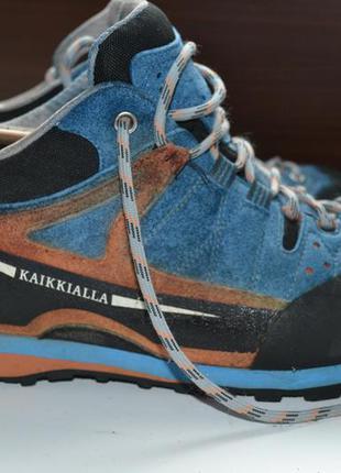 Kaikkialla 39.5р ботинки кроссовки трекинговые, скальники