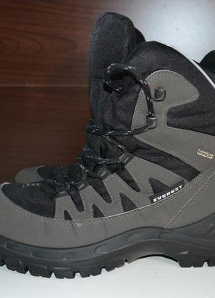 Everest 44р ботинки сапоги зимние. оригинал