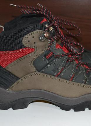Lomer 36р ботинки кожаные трекинговые