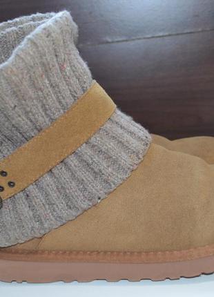 Ugg australia 40р уги оригинал. зимние сапоги ботинки