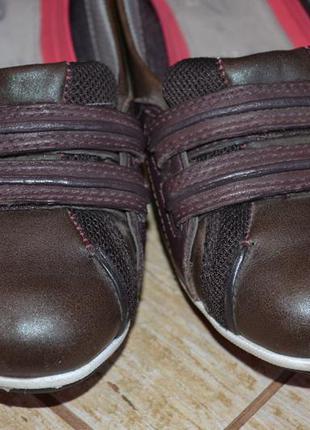 Clarks кожаные 37р босоножки балетки туфли оригинал.