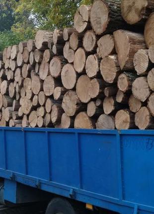 Продам дубовые дрова, от 750 грн.