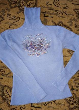 Гольф женский, мягкий, тёплый, свитер, кофта