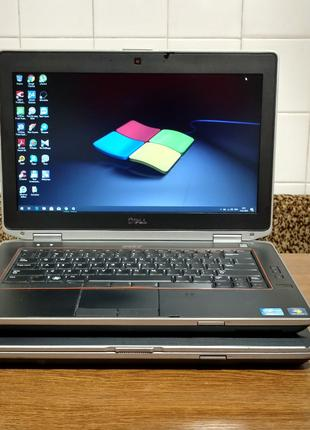 Ноутбуки Dell Latitude E6420,14'' HD+ i7-2620M,8GB,320GB. Гаранті