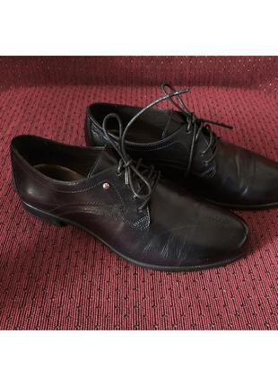 Туфли 36 размер натуральная кожа michael stone