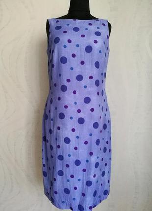 Обалденное вискозное платье-футляр