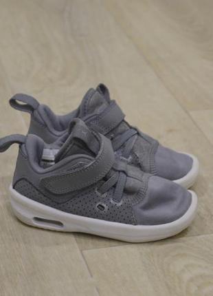 Jordan детские кроссовки серые оригинал