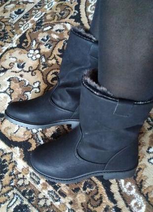 Зимние сапоги ботинки сапожки зима