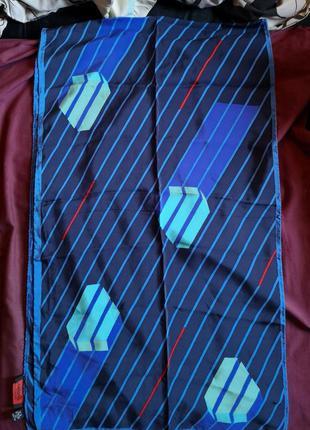Шелковый шарф patrick stoffel