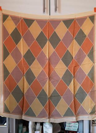 Шелковый платок fisba stoffel