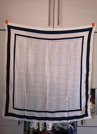 Шелковый платок classic air