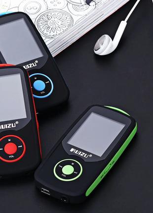 MP3-плеер RUIZU X06 4 ГБ FLAC Bluetooth + ПОДАРОК!