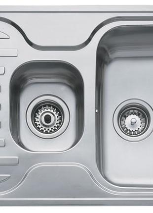Кухонная мойка Teka Classic 1 1/2 B 1D (10119040) полированная