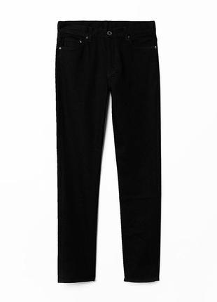 Черные скинни джинсы h&m !