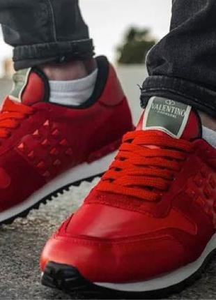 Мужские кроссовки Valentino Размеры: 40, 41, 42, 43, 44