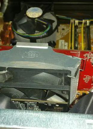Видеокарта Ati radeon HD 3870 512Mb