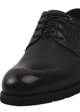 Туфли мужские brooman натуральная кожа, весна 2020