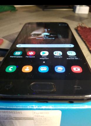 Оригинальный Samsung J7 2017