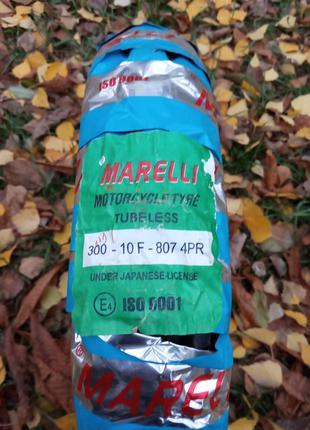 Покрышка кросс MARELLI 3.00-10 F-807 TL