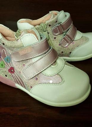 Ботинки кожаные kellaifeng осень весна