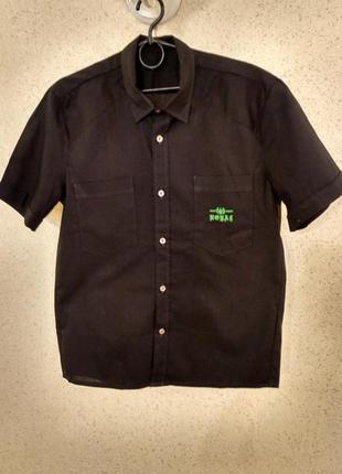 Рубашка мужская, новая, ворот 42