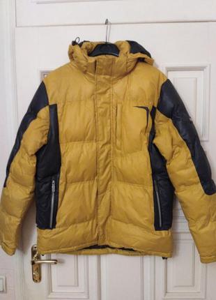 Зимняя куртка пуховик braggart, р. m (48р.) , германия