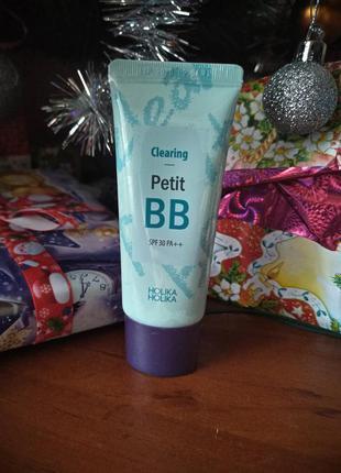 Культовый bb cream holiday holika очищающий для проблемной кожи