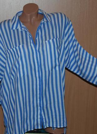 Блуза бренда s.oliver / оверсайз/ /рукав реглан/свободный крой/