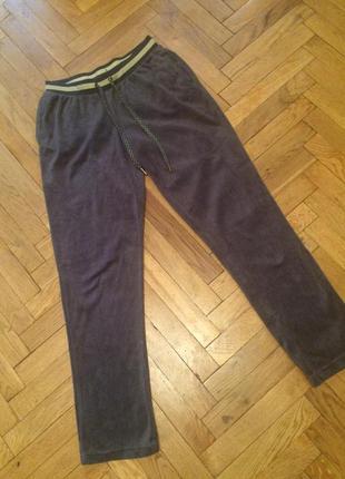 Джоггеры,спортивные штаны велюр,esmara
