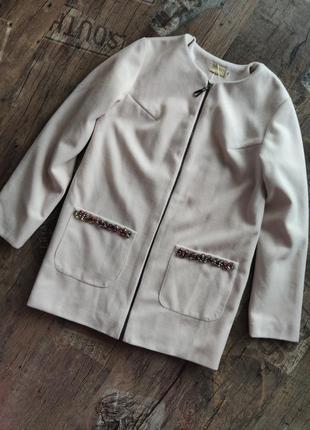 Пальто френч классика пиджак