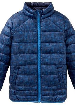 Деми ультра легкая курточка, lupilu, р.92