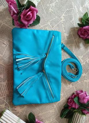 Сумка клатч женский, женская сумка