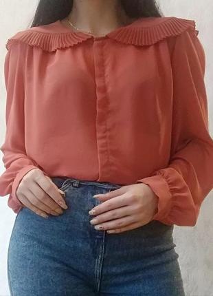 Блуза  от фирмы topshop