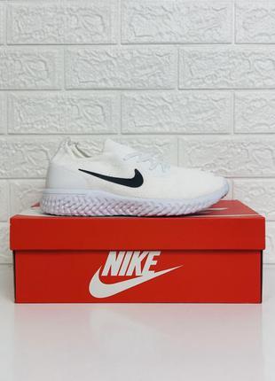 Кроссовки nike текстиль гипер легкие кроссовки найк белые