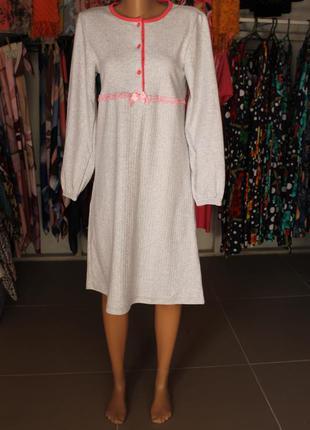 Женская ночнушка домашнее платье