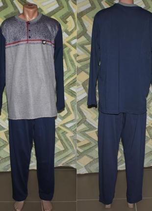 Турция домашний мужской костюм пижама