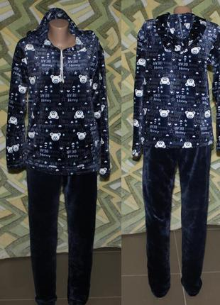Домашний женский костюм пижама