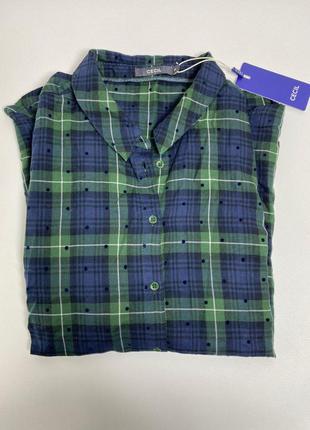 Оригинальная женская рубашка cecil {м}