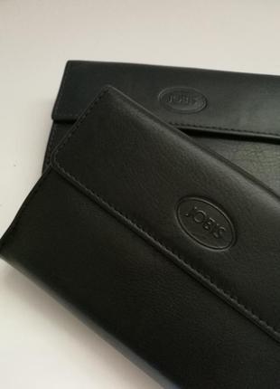 Кожаный кошелек портмоне (унисекс)