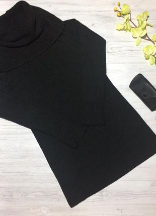 Удлинённый свитер h&m