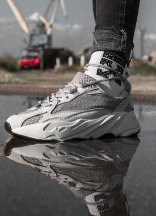 🥀adidas yeezy boost 700 v2 static🥀женские стильные кроссовки а...