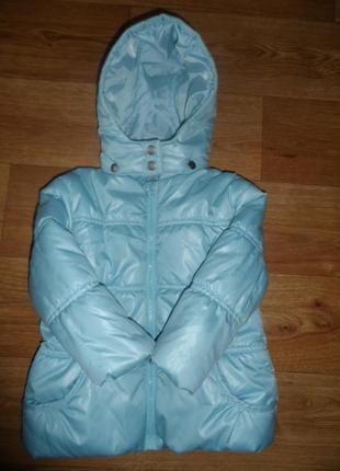 Фирменная курткочка campus 104р ,в идеале