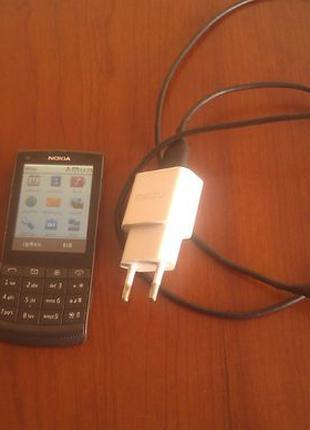 Телефон Nokia X3 02оригинал с зарядкой
